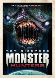 Monster hunters, (DVD)