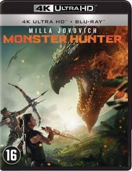 Monster hunter, (Blu-Ray 4K...