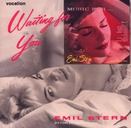 MUSIC FOR/WAITING FOR YOU Audio CD, EMIL STERN, CD