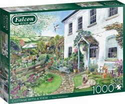 Falcon - Cottage with a View (1000 stukjes)