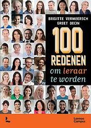 100 redenen om leraar te...