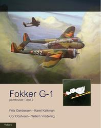 Fokker G-1: deel 2...