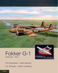 Fokker G-1: deel 1...