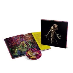 SEEDS -BONUS TR- ARTBOOK CD