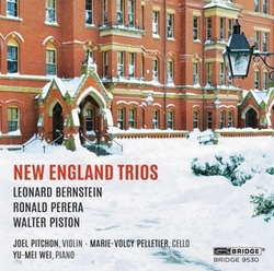 NEW ENGLAND TRIOS WORKS BY...