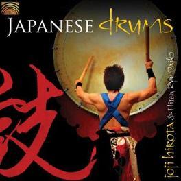 JAPANESE DRUMS Audio CD, HIROTA, JOJI & HITEN RYU, CD
