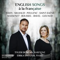 ENGLISH SONGS A LA.. .....