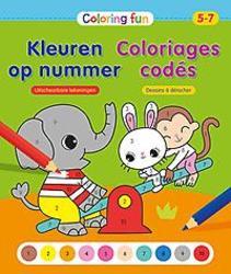 Coloring Fun: Kleuren op...