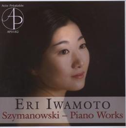 KLAVIERWERKE ERI IWAMOTO Audio CD, K. SZYMANOWSKI, CD