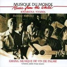 PALM WINE MUSIC -13TR- GHANA: KWABENA NYAMA V/A, CD