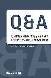 Q&A Ondernemingsrecht