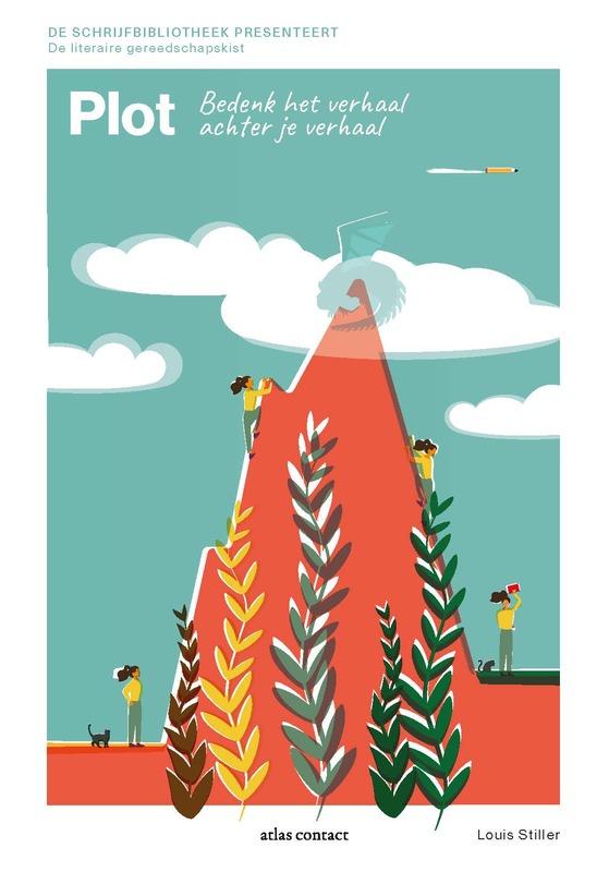 Plot. Bedenk het verhaal achter je verhaal, Louis Stiller, Paperback