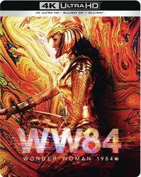 WONDER WOMAN 1984 -4K-