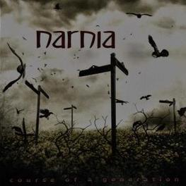 COURSE OF A GENERATION Audio CD, NARNIA, CD