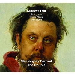 MUSSORGSKY PORTRAIT WITH...