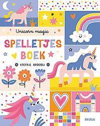 Unicorn magic spelletjesboek