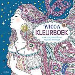 Wicca kleurboek