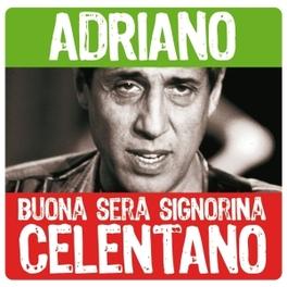 BUONA SERA SIGNORINA ADRIANO CELENTANO, CD