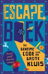 Escape boek – De geheime...