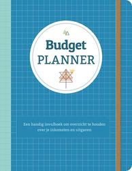 Budgetplanner (blauw)