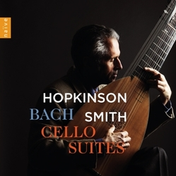 BACH CELLO SUITES FOR...