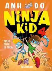 Ninja steelt de show