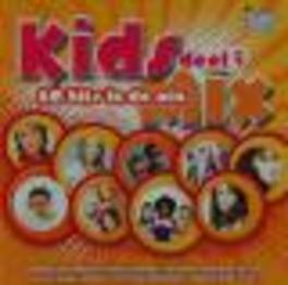 KIDS MIX: 40 HITS 5 40 HITS IN DE MIX Audio CD, V/A, CD