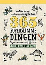 365 Superslimme dingen die...