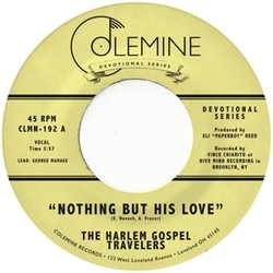 7-NOTHING BUT HIS LOVE