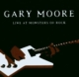 LIVE AT THE MONSTERS OF R ...ROCK Audio CD, GARY MOORE, CD