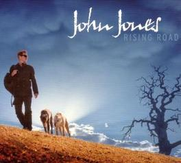 RISING ROAD Audio CD, JOHN JONES, CD
