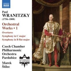 PAUL WRANITZKY: ORCHESTRA...