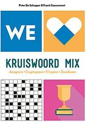 We Love Kruiswoord Mix