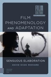 Film Phenomenology and...