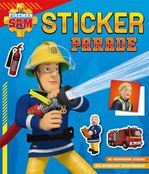 Brandweerman Sam Sticker...