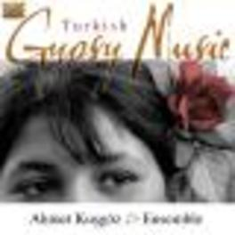 TURKISH GYPSY MUSIC Audio CD, AHMET ENSEMBLE KUSGOZ, CD