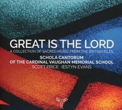 GREAT IS THE LORD SCOTT...