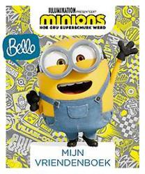 Minions: Mijn vriendenboek