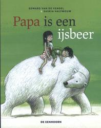 Papa is een ijsbeer