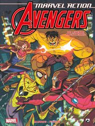 Marvel Action Avengers 04....