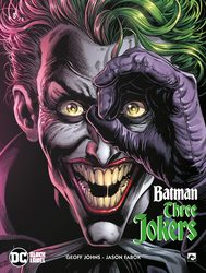 Batman 03. 3 Jokers 3/3...