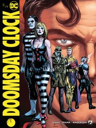 Doomsday Clock 02. 2/6...