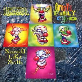 GROOVE FAMILY CYCO MIKE MUIR(SUICIDAL TENDENCIES) Audio CD, INFECTIOUS GROOVES, CD