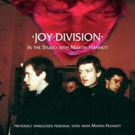 IN THE STUDIO WITH.. -HQ- .. MARTIN HANNETT / 180GR. JOY DIVISION, LP