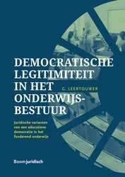 Democratische legitimiteit...