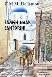 Samen naar Santorini