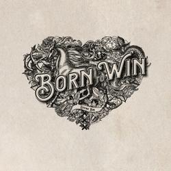 BORN TO WIN,.. -COLOURED-...