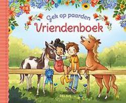 Gek op paarden vriendenboek
