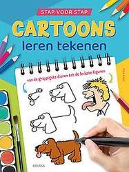 Stap voor stap cartoons...