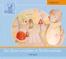 DIX, STUART &.. -DIGI- .. STRASSENVERKEHR STERNTALER HORGESCHICHTEN Sterntaler Hörgeschichten, AUDIOBOOK, CD